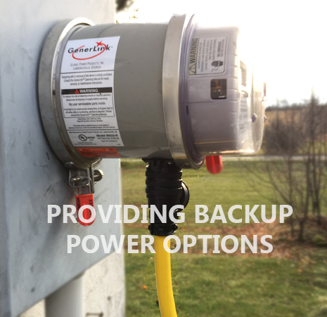 back up power options